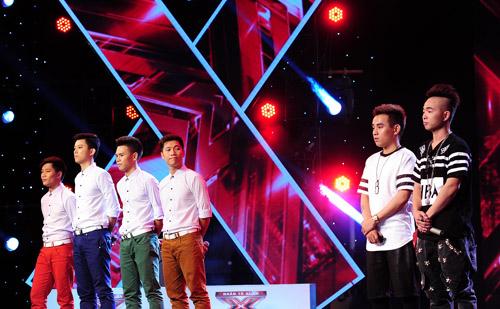 2 chàng trai làm trái quy định của X Factor - 6