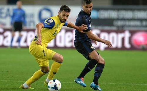 Chievo - Inter: Ngược dòng bất ngờ - 1