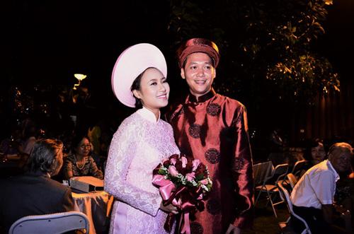 Khánh Linh: Mưa giông không cản được lễ cưới - 12