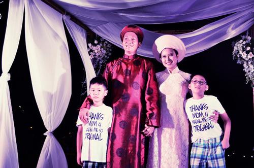 Khánh Linh: Mưa giông không cản được lễ cưới - 10