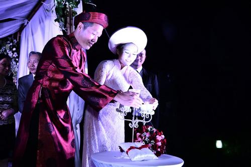 Khánh Linh: Mưa giông không cản được lễ cưới - 8