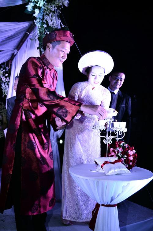 Khánh Linh: Mưa giông không cản được lễ cưới - 9