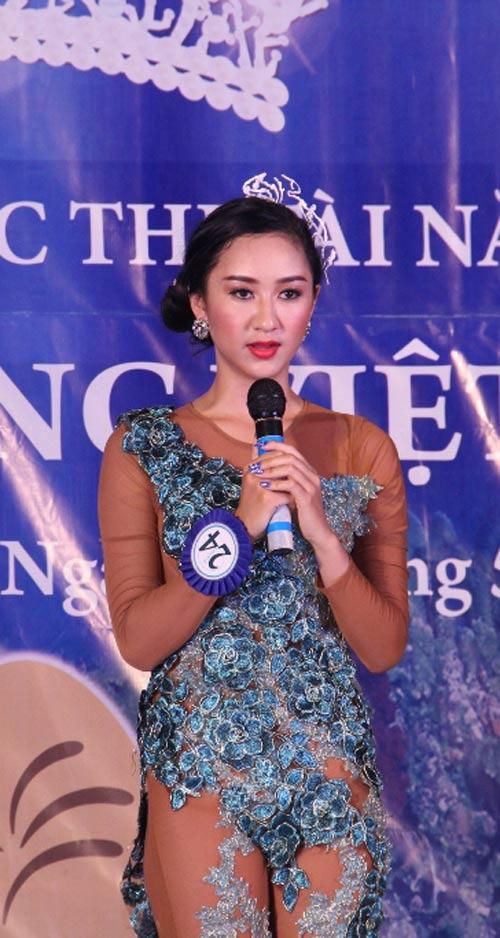 3 thí sinh hoa hậu bỏ thi vì sức khoẻ kém - 6