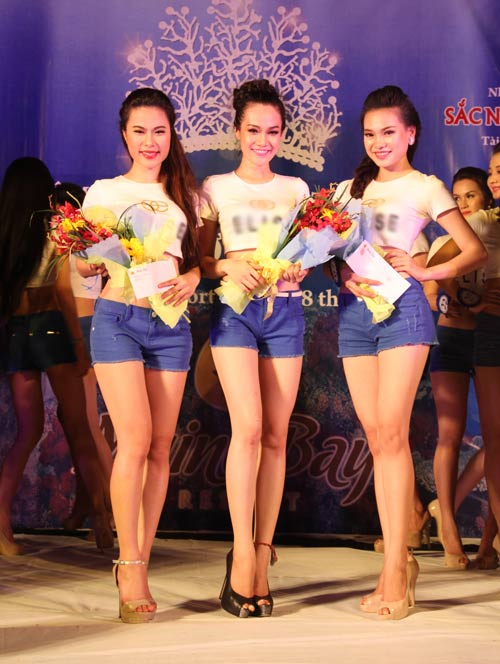 3 thí sinh hoa hậu bỏ thi vì sức khoẻ kém - 10