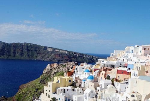 """Santorini - Hòn đảo """"thiên thần"""" của Hy Lạp - 3"""