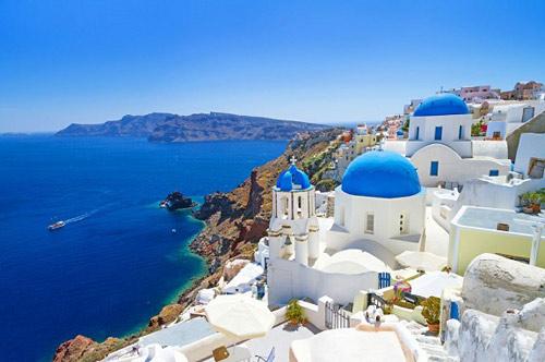 """Santorini - Hòn đảo """"thiên thần"""" của Hy Lạp - 1"""