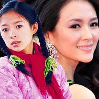 """Hai bóng hồng """"đầu tiên"""" của Trương Nghệ Mưu"""