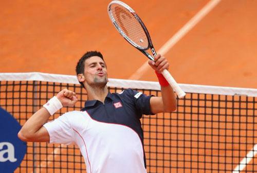 Một lần nữa Djokovic lại kiểm soát Nadal - 1