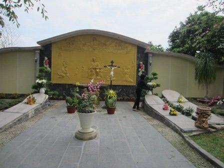 Xót xa nơi chôn cất hơn 6.000 thai nhi bị chối bỏ - 1
