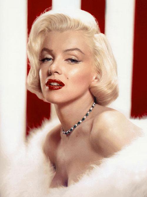 7 điều nên làm để đẹp như Marilyn Monroe - 1
