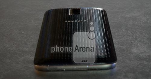 Samsung Galaxy S5 Prime lộ ảnh trực tiếp - 1