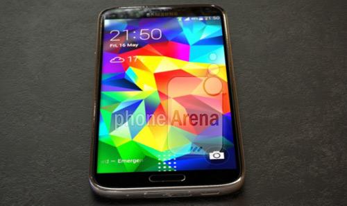 Samsung Galaxy S5 Prime lộ ảnh trực tiếp - 2