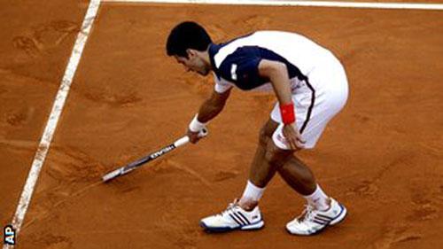 """Djokovic gửi lời """"trái tim"""" sau khi vô địch Rome Masters - 1"""