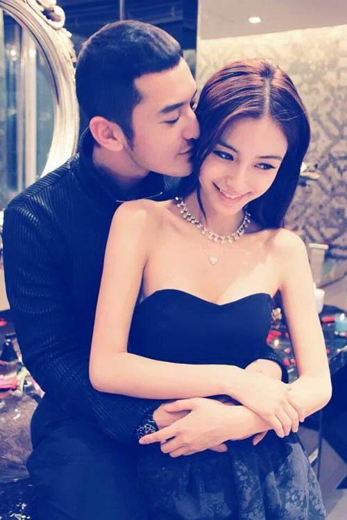 Angelababy không ngại sống với bố mẹ Huỳnh Hiểu Minh - 4