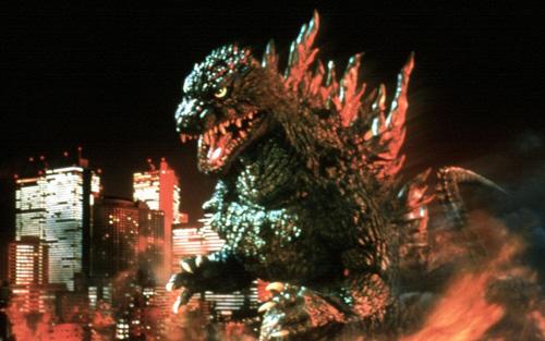 Quái vật Godzilla lập kỷ lục doanh thu mở màn 2014 - 1