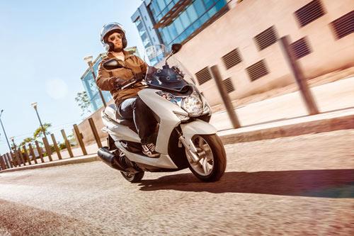 Yamaha ra mắt xe tay ga mới Majesty S - 1