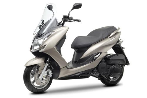 Yamaha ra mắt xe tay ga mới Majesty S - 11