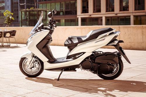 Yamaha ra mắt xe tay ga mới Majesty S - 2