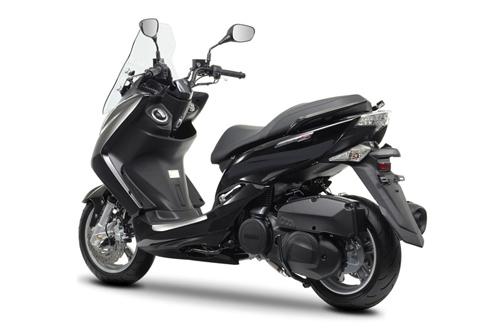 Yamaha ra mắt xe tay ga mới Majesty S - 4
