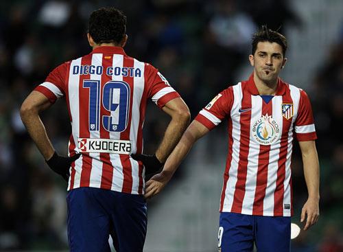 Simeone và cơn đau đầu mang tên Diego Costa - 2