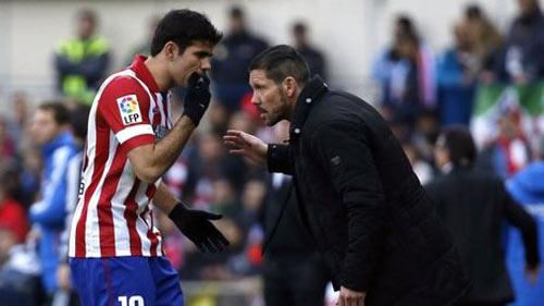 Simeone và cơn đau đầu mang tên Diego Costa - 1