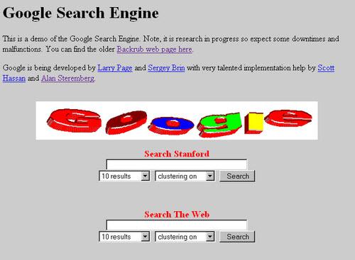 """Tiền thân của Google từng được rao bán với giá """"rẻ bèo"""" - 1"""