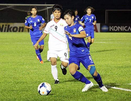 ĐT nữ Việt Nam tranh vé World Cup với Thái Lan - 3