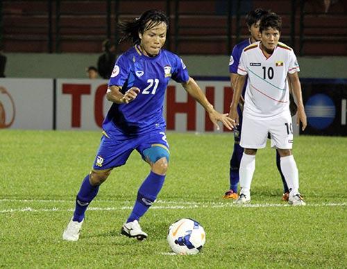ĐT nữ Việt Nam tranh vé World Cup với Thái Lan - 2