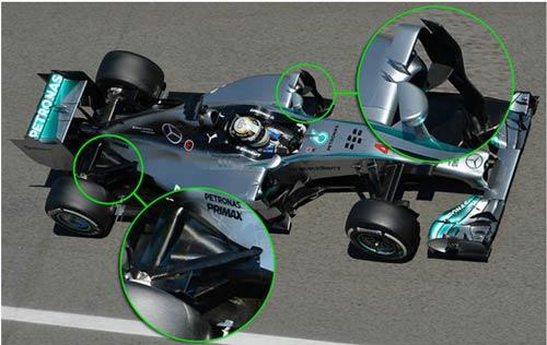 F1: Sức mạnh của Mercedes bắt nguồn từ đâu? - 4