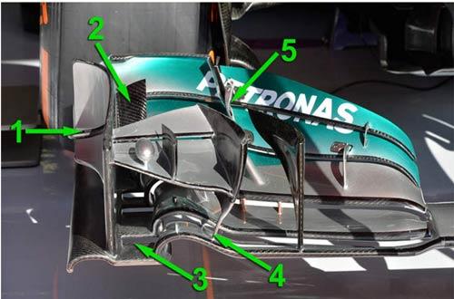F1: Sức mạnh của Mercedes bắt nguồn từ đâu? - 1