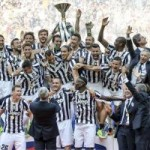 Bóng đá - Video: Juventus ăn mừng Scudetto