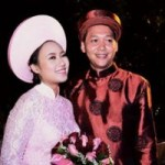 Khánh Linh: Mưa giông không cản được lễ cưới