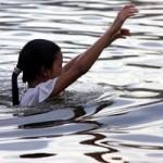 Sức khỏe đời sống - Suy hô hấp, phù phổi vì đuối nước