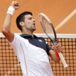 """Thể thao - Djokovic """"running forehand"""" phản đòn hạ Nadal"""