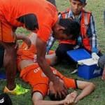 Bóng đá - SỐC: Cầu thủ mất mạng vì cú đạp bóng ác ý