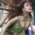 Ca nhạc - MTV - 25 hình ảnh đốt mắt của Hoàng Thùy Linh