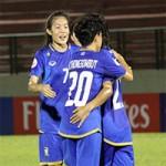 Bóng đá - ĐT nữ Việt Nam tranh vé World Cup với Thái Lan