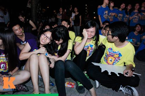 Học trò trường Ams bật khóc trong đêm chia tay - 7