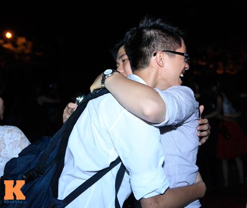 Học trò trường Ams bật khóc trong đêm chia tay - 9