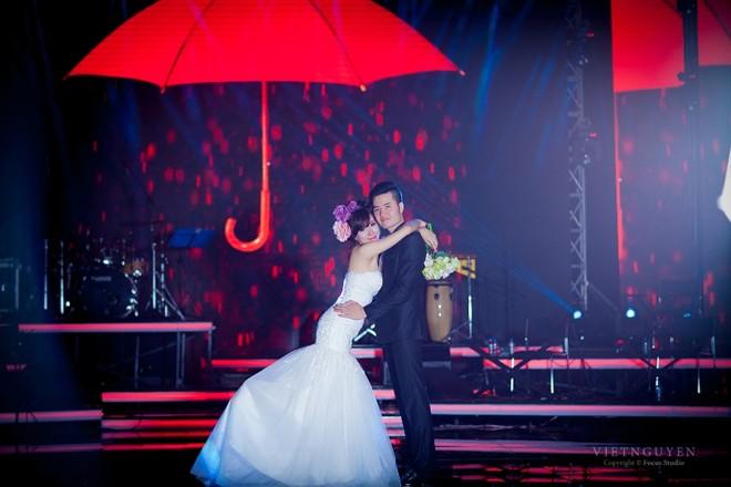Ảnh cưới của Mai Thỏ và chú rể mê tốc độ - 7