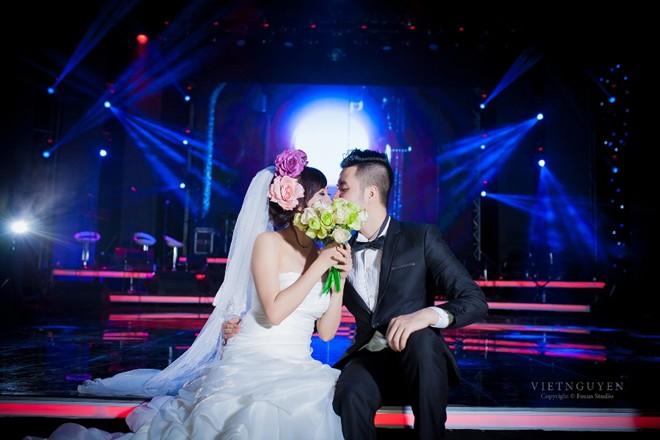 Ảnh cưới của Mai Thỏ và chú rể mê tốc độ - 8