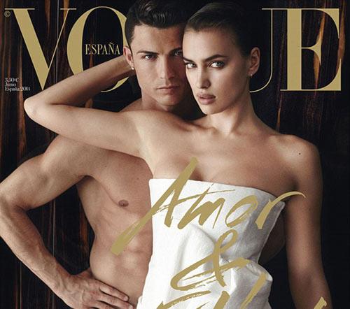 Ronaldo khoe cơ bắp cuồn cuộn bên bạn gái - 1