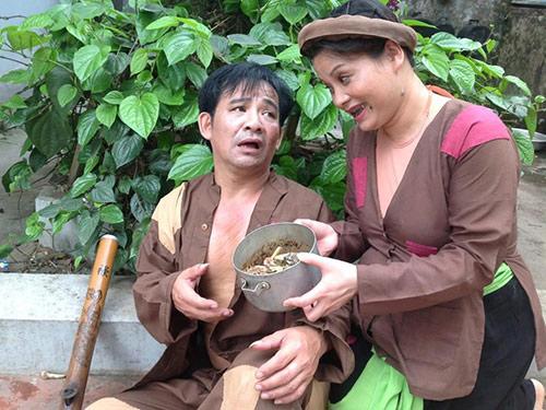 Gánh nặng mưu sinh của diễn viên Việt - 1