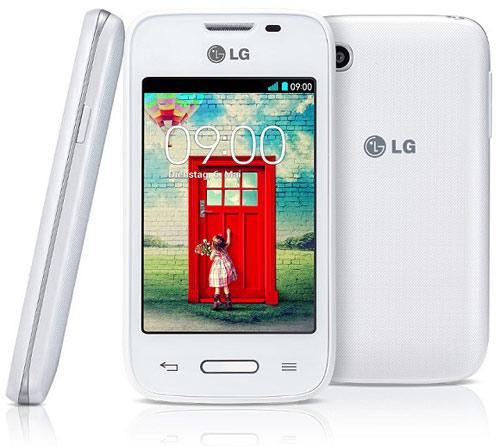 Điện thoại giá rẻ LG L35 lộ diện - 1