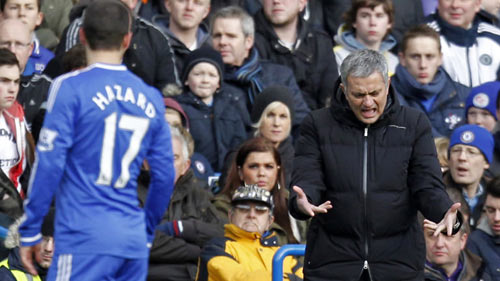Mourinho cân nhắc bán Hazard với giá 50 triệu bảng - 1