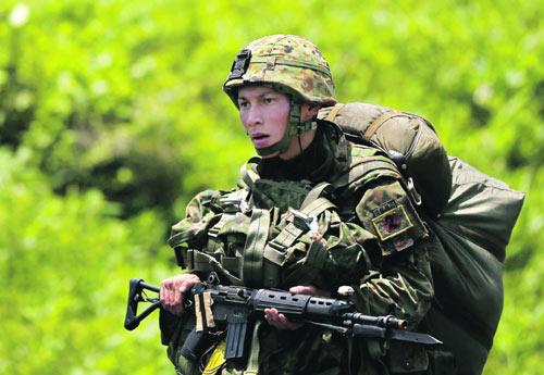 Nhật xây một loạt tiền đồn phòng ngừa Trung Quốc - 1