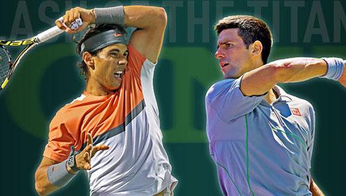 Roland Garros: Cực nóng cuộc chiến số 1 Nadal - Djokovic - 2