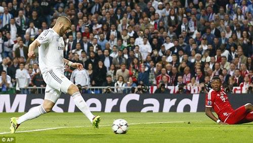 Chung kết cúp C1: Real và niềm tin chiến thắng - 1