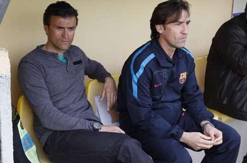 Barca-Enrique: Kiểm soát, cống hiến và kỷ luật - 2