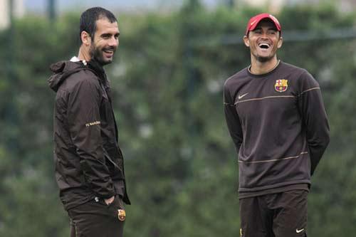 Barca-Enrique: Kiểm soát, cống hiến và kỷ luật - 1